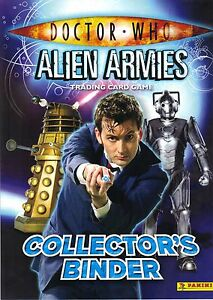 ALIEN ARMIES TRADING CARD GAME 122-ADIPOSE MINT DOCTOR WHO