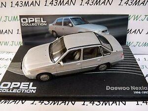 OPE115-voiture-1-43-IXO-eagle-moss-OPEL-collection-DAEWOO-NEXIA-1994-1997