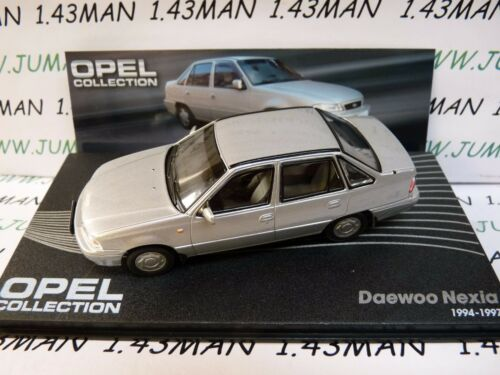 OPE115R voiture 1//43 IXO eagle moss OPEL collection DAEWOO NEXIA 1994//1997