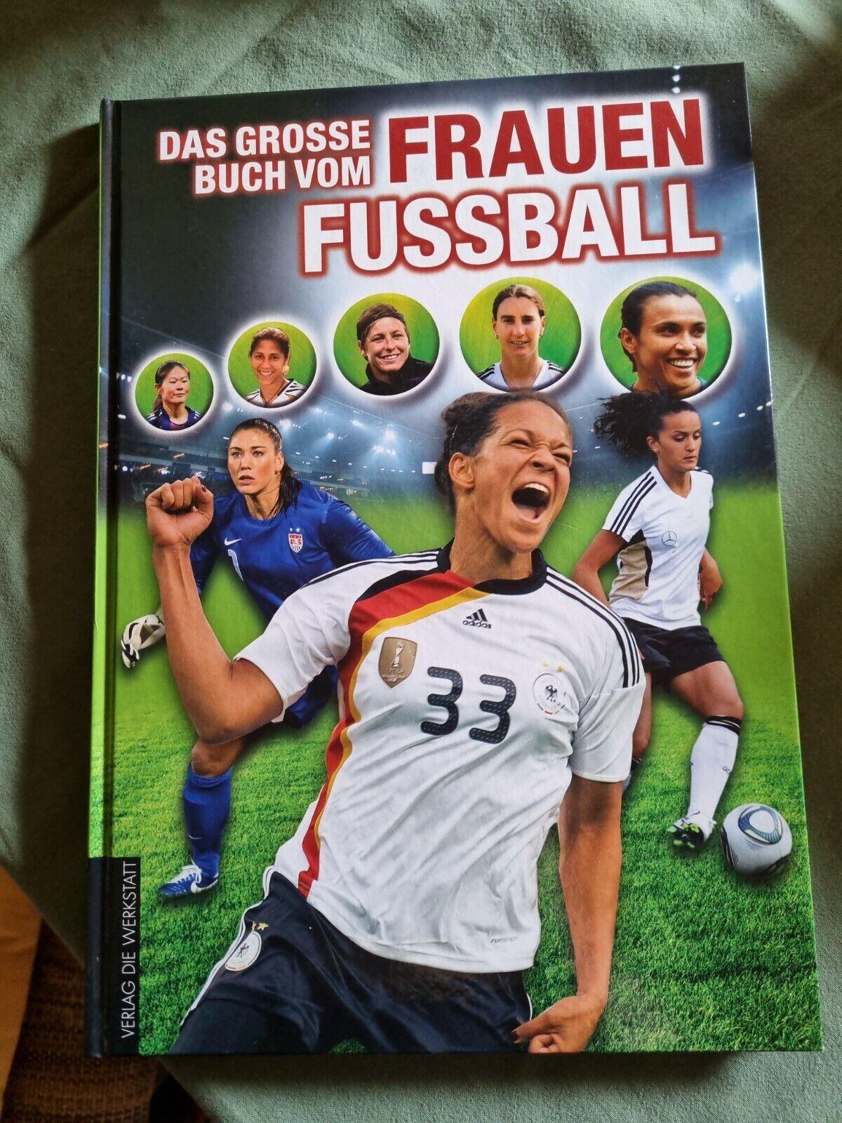 Das Grosse Buch vom Frauen Fussball - Christoph Bausenwein