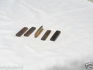 2.80cm glt 6 PAMPILLES CARAPACE POUR LUSTRE t= 3.80cm