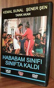 Tuerkische-Filme-Hababam-S-n-f-S-n-fta-Kald-DVD-Kemal-Sunal-Turkish-Movies