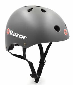 ffd085ee4d9 Razor V-11 Kids Multi-Sport Helmet Children Protection Safety Grey ...