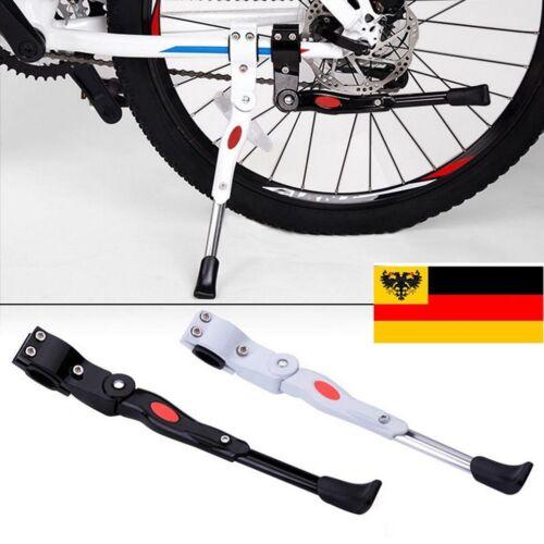 Seitenständer Fahrradständer Fahrrad Ständer Hinterbauständer 24-29 Zoll V0