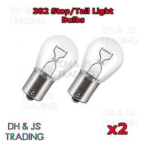 Good Image Is Loading 2 X 382 Rear Brake Tail Light Bulbs  Design