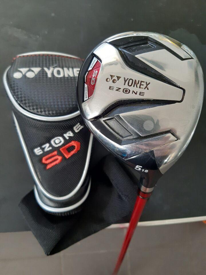 Andet golfudstyr, Yonex
