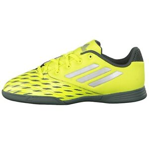 size 40 075b5 7ab04 Image is loading adidas-Jr-FreeFootball-SpeedKick-Indoor-Soccer-Shoes-Cleats -