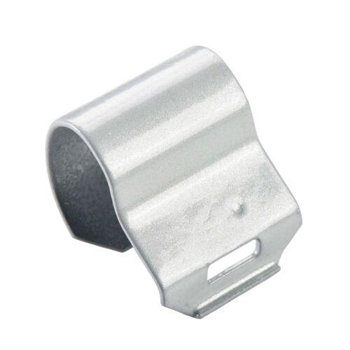 100x Sicherheitsgewicht Haltefeder Typ274+280 B3Haltefeder Auswuchtgewicht