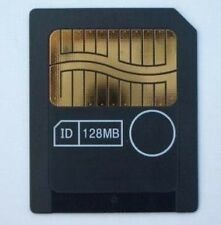 New Smartmedia Memory Card 128MB Smart Media 128 MB 3.3V with Hard Case Protect