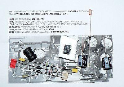 LNK304PN Reparatur-Set Reparatur Set Flickzeug