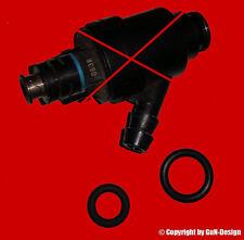 2x O-Ringe passend bei BMW E46 M43 usw. Einspritzdüsen -Neu- für Oben und Unten