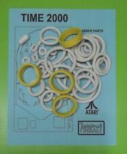 Atari Time 2000 pinball rubber ring kit