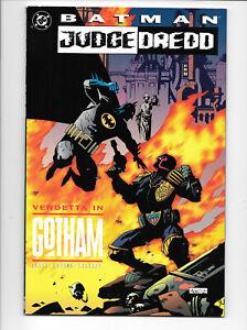 Batman-Judge-Dredd-Vendetta-In-Gotham-1-1993-NM-DC-Comics