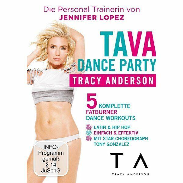 DVD Neuf - Tava Dance Party