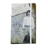 Holy Crap Erin Smith Art A25438 What People Notebook With Concertina File