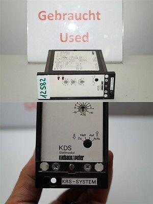 Kieback & Peter Kds Stellmodul Crease-Resistance Business & Industrial Other Sensors