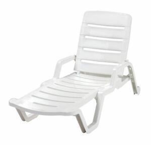 Fantastic Details About Adams Polypropylene Adjustable Backrest Chaise Lounge Forskolin Free Trial Chair Design Images Forskolin Free Trialorg