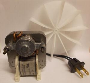 Broan Nutone 50 Cfm Bath Fan Motor Amp Blower Wheel Bp50