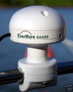 USB-Evermore-Marine-GPS-Satelliten-Empfaenger-Laptop-Macbook-PC-SA-320-Boot-Yacht