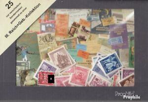 Deutsches-Reich-25-verschiedene-Sondermarken