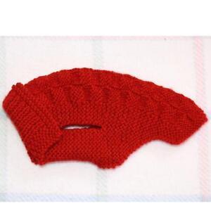 Manteau-Pull-Pour-Tres-Petit-Chien-Dos-20cm-20-x-22cm-Rouge