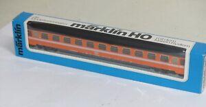 Maerklin-4252-Personenwagen-Eurofima-orange-61-88-21-70-603-2-H0-TOP-OVP