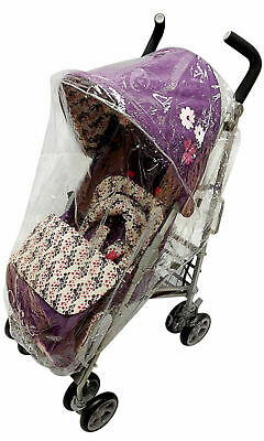 142 Raincover Compatible with Maclaren Triumph Stroller