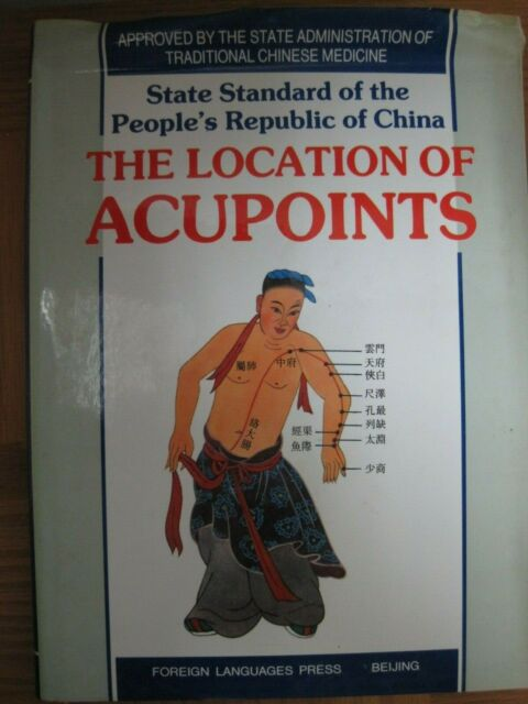 The Location of Acupoints by Delta Staff (1995, Hardcover)