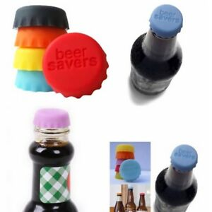 6pcs-Reusable-Silicone-Bottle-Caps-Beer-Cover-Soda-Cola-Lid-Wine-Saver-Stopper