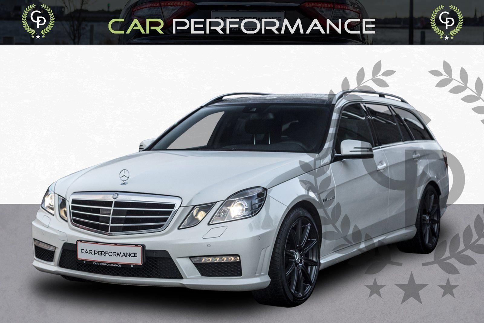 Mercedes E63 5,5 AMG stc. aut. 5d - 4.794 kr.