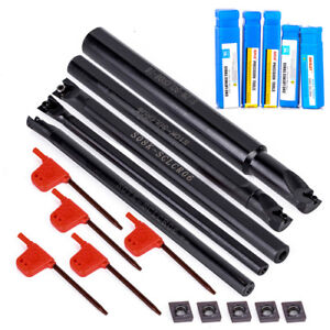 5Pcs-Of-SCLCR-6-7-8-10-12mm-Boring-Bar-Tunring-Tool-CCMT0602-5-Insert-amp-Wrench