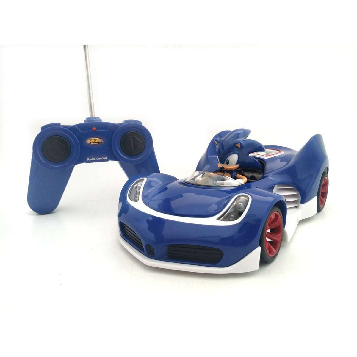 On Sonic The Hedgehog Sega All Stars Racing Remote Controlled Car Toy For Sale Online Ebay