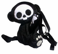 Skelanimals Marcy The Monkey Plush Backpack Bag W/ Tag Official Toynami