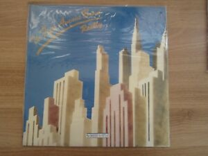 The-Fifth-Avenue-Band-Really-1991-Korea-LP-Factory-SEALED-NEW