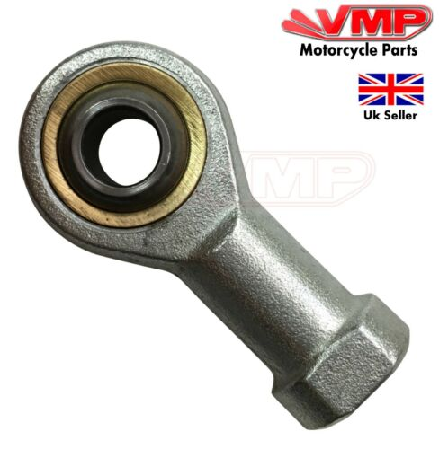 M8 Female 1.25 Left Hand Thread Rose Joint High Quality Track End