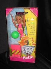 1997 FLIP 'N DIVE Barbie Doll Blonde Hair #18980 NRFB