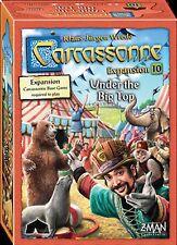 Under the Big Top: Carcassonne Exp (Pre-Order June 2017)