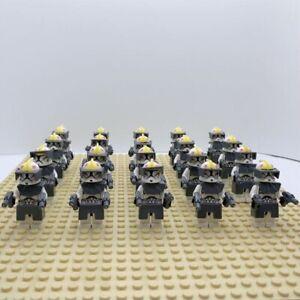 20x-Clone-Trooper-Pilot-Mini-Figures-LEGO-STAR-WARS-Compatible