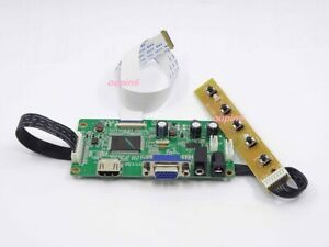 HDMI-VGA-LCD-LED-EDP-Controller-Board-Kit-DIY-for-NT156WHM-N12-1366X768-Panel
