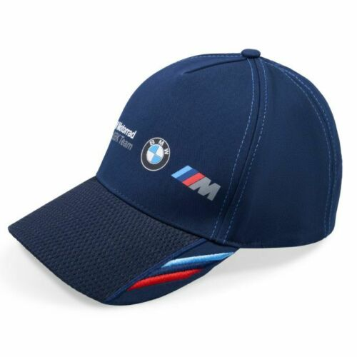 Offiziell BMW Mottard WSBK Team Baseball Cap 19BMW-SBK-KBBC-CP