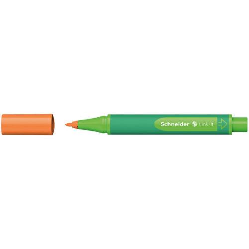 1,0 mm Tango-Orange Schneider Link-It Fasermaler