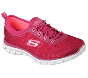 9db15c4a9c Das Bild wird geladen NEU-SKECHERS-Damen-Sneakers-Turnschuhe-Memory-Foam -GLIDER-