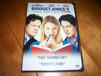 Bridget Jones' Diary Hugh Grant Renee Zellweger Colin Firth Dvd Sealed