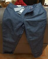 Ladies Cropped Trousers. Bnwt. Tommy Hilfiger