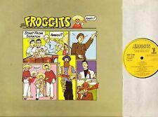 THE FROGGITS amigos TMB 114 uk tembo 1987 LP EX+/EX-