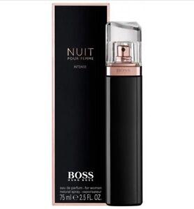 Hugo Boss Nuit Intense Pour Femme 75mL EDP Perfume Women COD PayPal