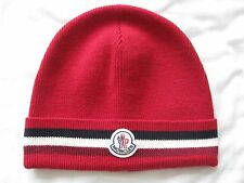 Authentic Brand New Moncler Beanie Hat