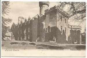POSTCARDS-SCOTLAND-DINGWALL-PTD. Tulloch Castle