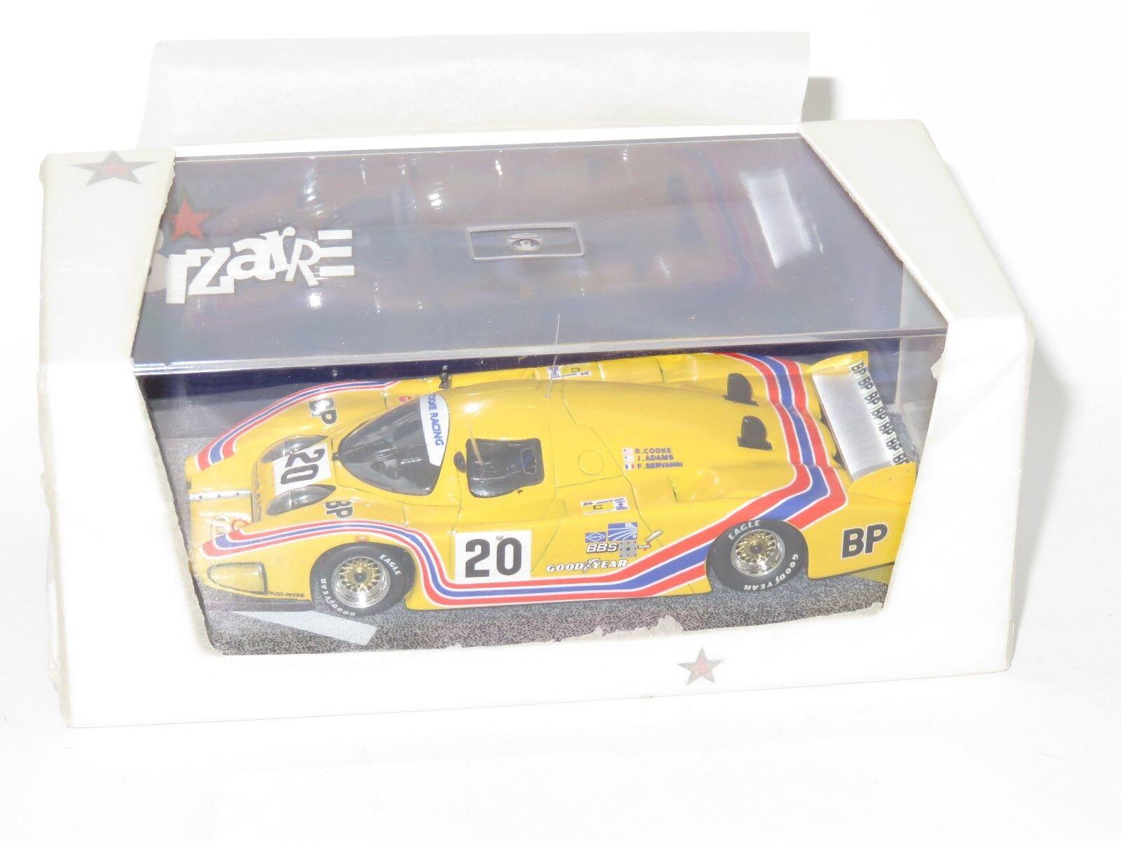 1/43 LOLA T610 Cosworth Cooke Racing Racing Racing Le Femmes 24 hrs 1983 #20 | De Nouveaux Produits 2019  | Outlet Shop En Ligne  | élégante  99a2f7