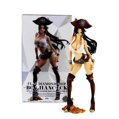 PVC Figure No Box 25cm One Piece Boa Hancock Flag Diamond Ship Ver